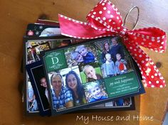 Saving and storing Christmas cards  - My House and Home