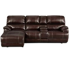 Franklin 572 12 Chocolate Sectional Cheap