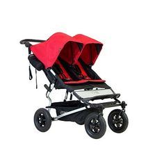 mountain buggy duet instructions
