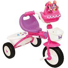 Minnie Mouse Foldable Tricycle by KiddieLand. $85.66