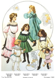 images victorian clothing for 12 year old girls | 1900s in fashion – Wikipedia, the free encyclopedia
