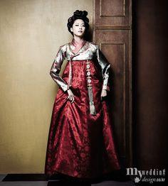 Traditional~Modern Han Bok
