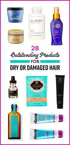 28 Miracle Products That May Save Your Dry Or Damaged Hair