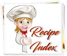 Recipe Index :https://asmallbite.com/recipe-index/