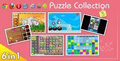 01Smile Puzzle Games Collection 3 (6 in 1) - https://gumbum.com/product/01smile-puzzle-games-collection-3-6-in-1/
