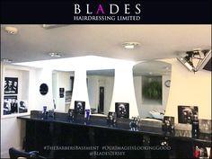 #TheBarbersBasement @BladesJersey  #Blades #SuperSalon #OurImageIsLookingGood