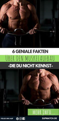 6 geniale Fakten über den Muskelaufbau