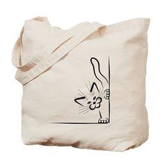 Cute Flat Coat Retriever  Animal Tote Shopper Cotton Bag For Life Shopping Bag