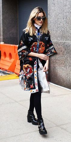 The kimono wrap is having a major moment–find out why it's the style statement of the season: