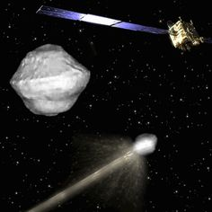 European Asteroid Smasher Could Bolster Planetary Defense