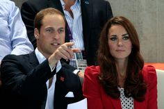 Kate Middleton - Olympics - Day 7 - Royals at the Olympics
