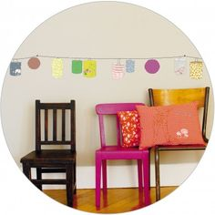lantern wall stickers - mimilou