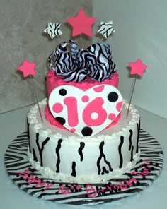 birth day cakes | Cake Gallery :: Birthday Cakes :: february_cakes_002