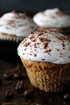 Cuccino Chocolate Cupcakes