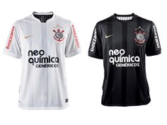 A Nike apresentou nesta sexta-feira (07/05/2010) as novas camisas do time, que serão utilizadas pela equipe até meados de 2011.