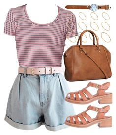 """""""Look #504"""" by foreverdreamt ❤ liked on Polyvore featuring ASOS, H&M, women's clothing, women, female, woman, misses and juniors"""