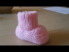 This is the most convenient pattern you will ever discover that shows you how anyone can knit child booties! To make these booties, you only need to u... Baby Booties Knitting Pattern, Knit Baby Booties, Baby Knitting, Starred Up, Baby Slippers, Little Babies, Knitting Patterns, Purple, Child