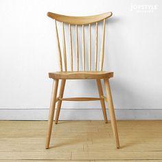 タモ材タモ無垢材タモ天然木木座木製椅子ナチュラルテイストウィンザーチェアアンティークチェアをモチーフにしたダイニングチェアCOUPEネットショップ限定オリジナル設定