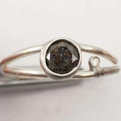 Diamant Ring, 6.5 mm
