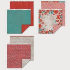 """CLOSE TO MY HEART - AUSTRALIA TRACEY - """"LET ME SHOW YOU HOW""""HEART STRINGS PAPER PACKS"""