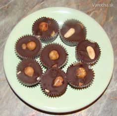 Nepecene mnamky recepty a inspiracie - http://www.akosatorobi.sk/video/2558/visne-v-cokolade-recept-na-visne-v-cokolade-s-orechami - Album používateľky moncicatko19 - Foto 22 | Modrykonik.sk