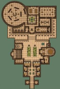 Avatar The Last Airbender Art, Dungeon Maps, Star Wars Rpg, Fantasy Map, Tabletop Rpg, Location Map, Landscape Art, Dungeons And Dragons, Minecraft