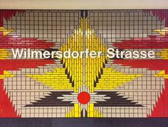 Berlin U-Bahn Memories - Wilmersdorfer Strasse Art Print by UBahnMemories - X-Small Berlin Art, West Berlin, Bahn Berlin, Underground Lines, Berlin Station, Social Projects, U Bahn, Minimalist Photography, Elements Of Design