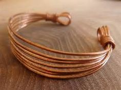 Copper Bracelet / Copper Bangle / Handmade Wire Wrapped Copper ... | onlybracelet