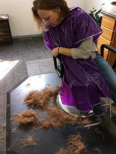 Cut My Hair, Long Hair Cuts, Forced Haircut, Brunette Hair Cuts, Cut Photo, Hair And Beauty Salon, Super Long Hair, Shaved Hair, Hair Today