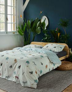 Pościel Into the Wild marki Covers & Co Into The Wild, Comfy Bed, Duvet Covers, Comforters, Blanket, Interior Design, Bedroom, Luxury, Inspiration