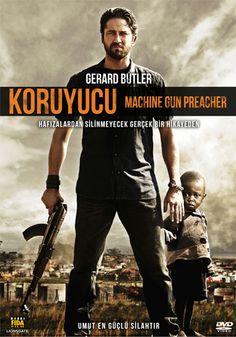 Koruyucu - Machine Gun Preacher - 2011 - BRRip Film Afis Movie Poster