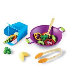 Stir Fry Toy Set
