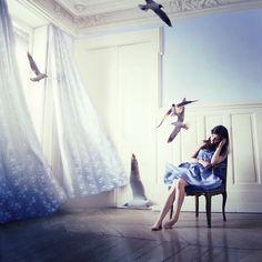 photo series dreamalities julie waroquier