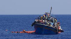 200.000 Menschen warten in Libyen: Mittelmeer-Route rückt in den Fokus