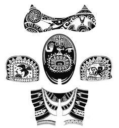 Resultado de imagen de dibujos tatuajes maui