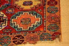 Early Konya 'Yatak Fragment' (Memling Gul), on LiveAuctioneers Early Konya 'Yatak Fragment' (Memling Gul), - Jun 2018 Rugs On Carpet, Jun, Bohemian Rug, Diy And Crafts, Flora, Germany, Auction, Deutsch