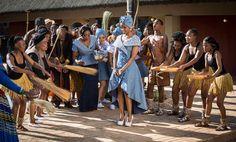 Isidingo Sechaba and Lerato& traditional wedding (Photos) African Print Fashion, Africa Fashion, African Fashion Dresses, Fashion Outfits, African Prints, Ankara Fashion, African Attire, African Wear, African Dress