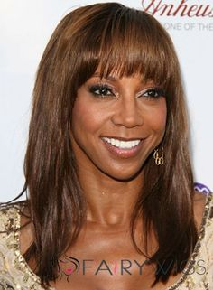 Dream Medium Straight Brown African American Wigs for Women Best Human Hair Wigs, Cheap Human Hair Wigs, Cheap Wigs, Buy Wigs, Wigs Online, Funky Fashion, Wigs For Black Women, African American Women, Cut And Color
