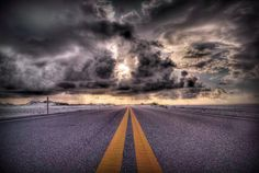 Into the Storm by Aaron Burden on 500px