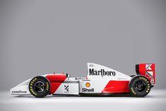 Ayrton Senna's 1993 McLaren MP4/8A F1 Car   HiConsumption