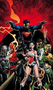 Resultado De Imagen Para Wallpaper Justice League New 52