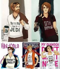 Star Wars t-shirts - 9GAG