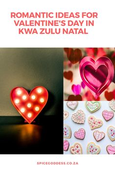 Plan the perfect Valentine's Day in KZN to impress your sweetheart