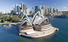 Opera House, Sydney - Austrália