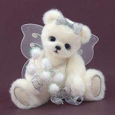 Snowflake By Lena Volkova, Teddy Kingdom - Bear Pile Christmas Teddy Bear, Baby Fairy, Cute Teddy Bears, Bear Doll, Animal Crafts, Soft Sculpture, Cute Dolls, Reborn Babies, Plush Dolls