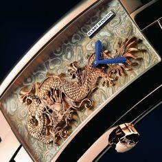 #HarryWinston #Dragon #Watches