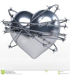 coração de metal - Pesquisa Google