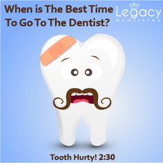 Book your appointment by calling us on 972-723-1148 or visit http://www.legacydentistry.com #dentalhumor #legacydentistry #midlothian #texas Legacy Dentistry's photo.
