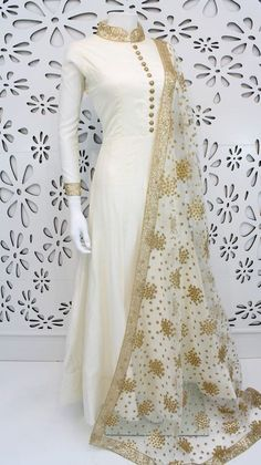 PalkhiFashion Exclusive Lemon Yellow Full Flair Silk Outfit With Handwork & Beautiful Duppata. Indian Fashion Dresses, Indian Gowns Dresses, Dress Indian Style, Indian Designer Outfits, Pakistani Dresses, Indian Outfits, Indian Wedding Outfits, Dress Wedding, Dress Fashion