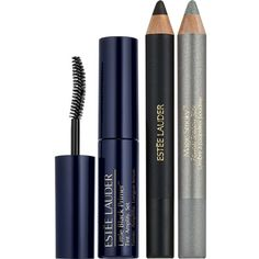 ESTEE LAUDER Magic Smoky Powder Shadow Stick ($55) ❤ liked on Polyvore featuring beauty products, makeup, beauty, burnt black cool ash, estée lauder, estee lauder makeup, black makeup, estee lauder cosmetics and pressed powder makeup
